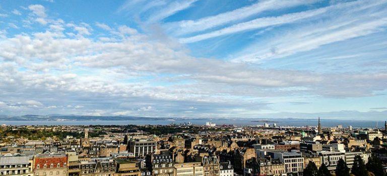 Rechercher un logement à Édimbourg