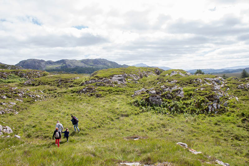 balade highland