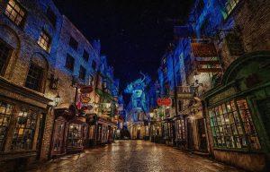 Harry Potter Edimbourg