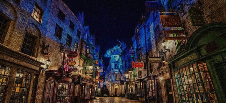Harry Potter et Edimbourg