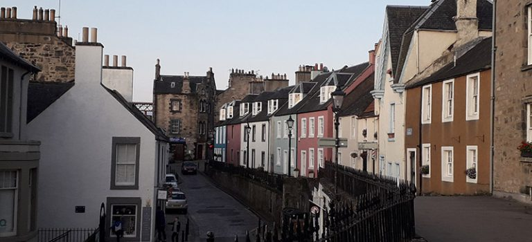 South Queensferry - rue principalee