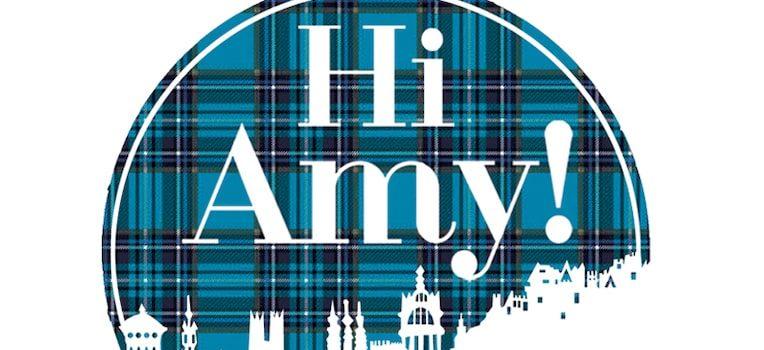 Hi Amy logo